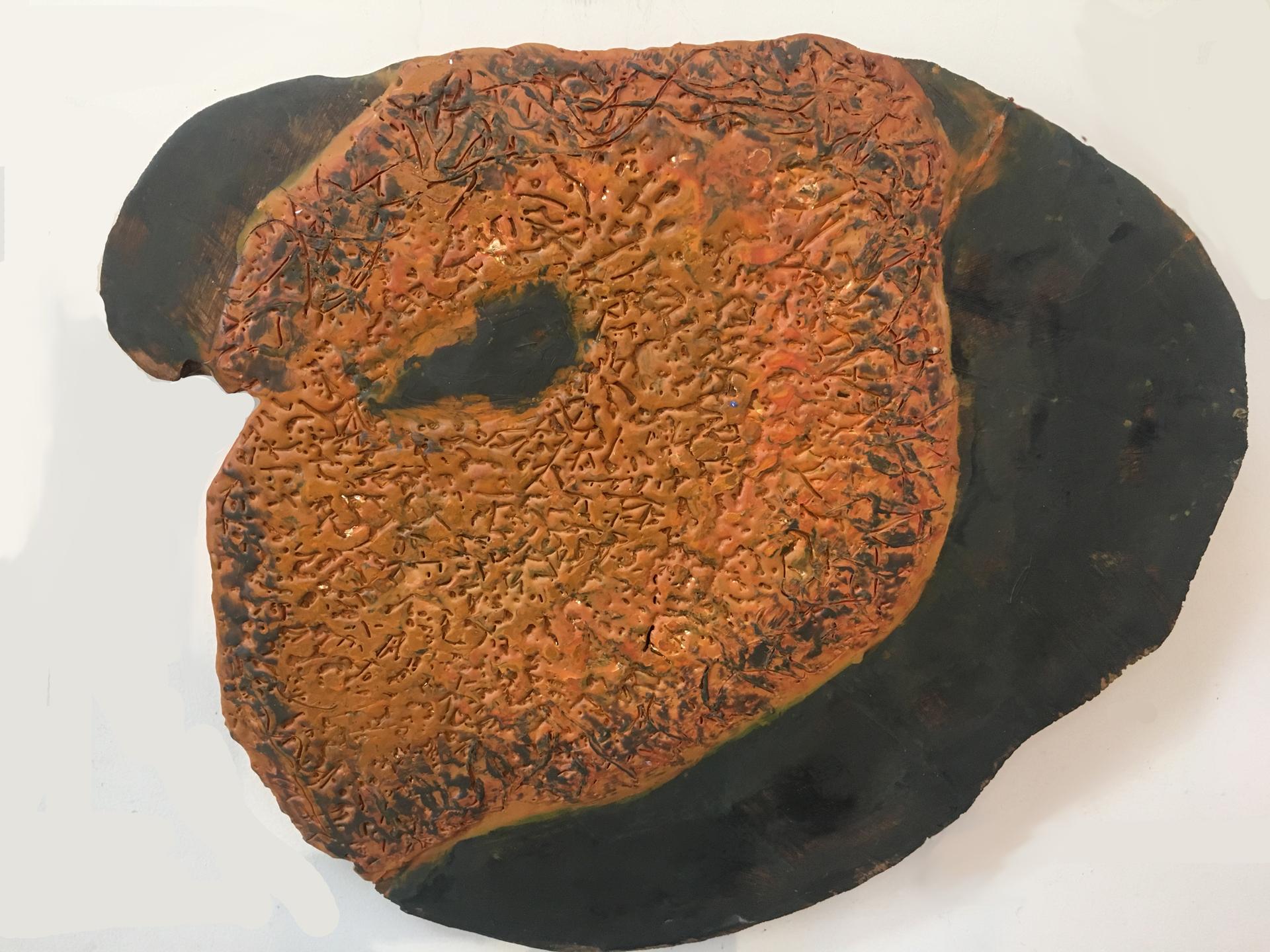 Round Firedot Lichen